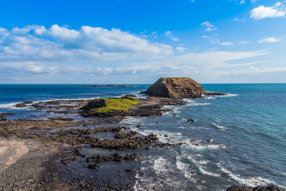 Point Grant auf Phillip Island